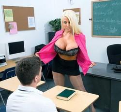 Alura Jenson First Teacher