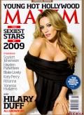 Hilary Duff - Maxim Magazine