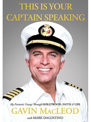 Love Boat Captain Gavin McLeod Releases Memoir, Blasts Today's TV Comedies