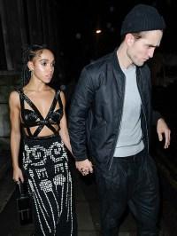 Did Robert Pattinson Give Girlfriend FKA Twigs a Promise ...