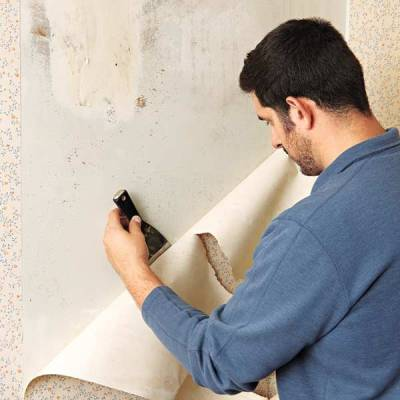 Removing Wallpaper From Plaster Walls | Your Toughest Paint Questions Answered | This Old House