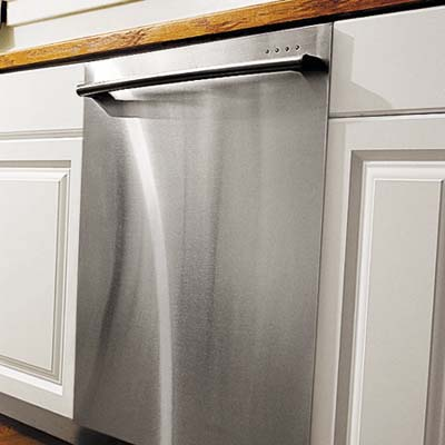Check for leaks how to install a dishwasher this old house