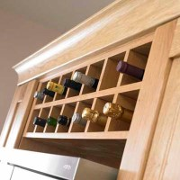 Wine Rack Cabinet Insert: The Inspiration   Stylish ...
