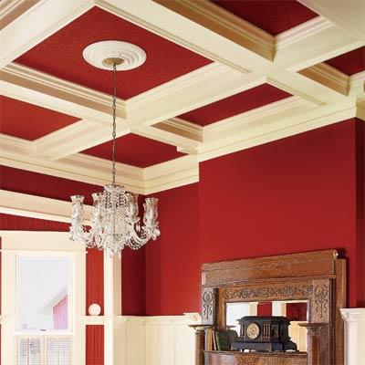 1. Coffer a Ceiling