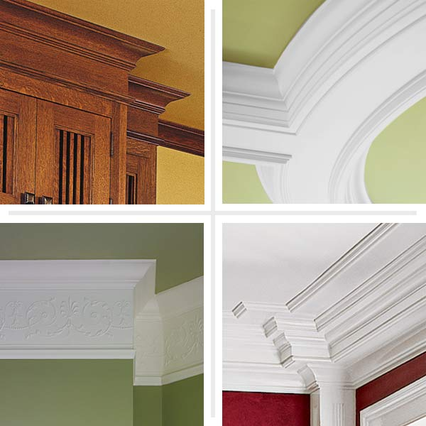 Trimming the top 39 crown molding design ideas this