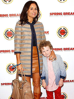Minnie Driver's 5-Year-Old Son Henry Makes Red Carpet Debut