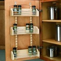 Cabinet Door-Mount Spice Rack | 14 Smart Storage ...