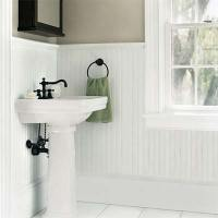 Bathrooms With Wainscoting | Simple Home Decoration