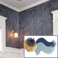 Wall Treatment | How to Create a Victorian-Style Bath ...