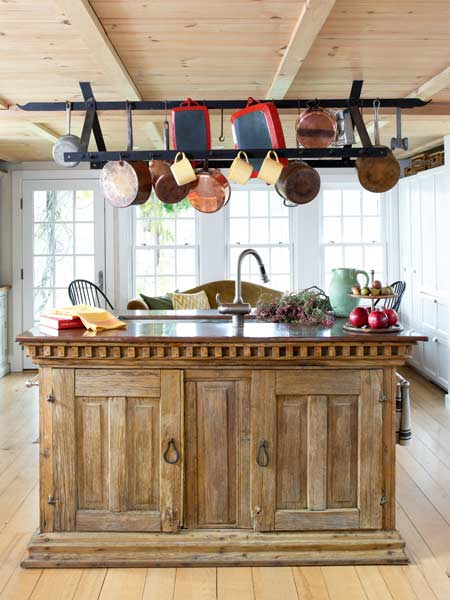 This Old House Kitchen Island Prize Kitchen Island | A Farmhouse Renewed With Grit And