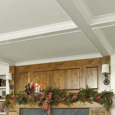 A Coffered Ceiling