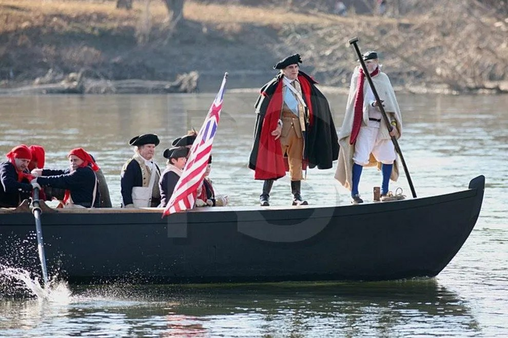 Washington Crossing the Delaware River Philadelphia Attractions