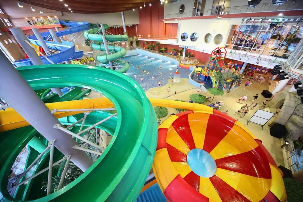 Camping Zwembad Hamburg Best Indoor Water Park Winners: 2015 10best Readers