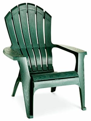 Grange Co Op Adams Realcomfort Hunter Green Adirondack Chair