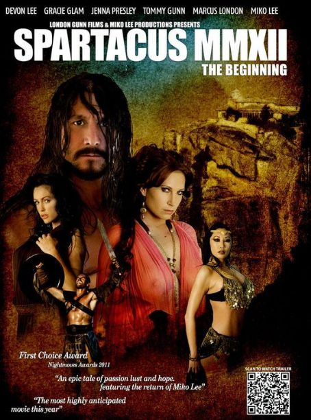Spartacus MMXII:  The Beginning  -  Product
