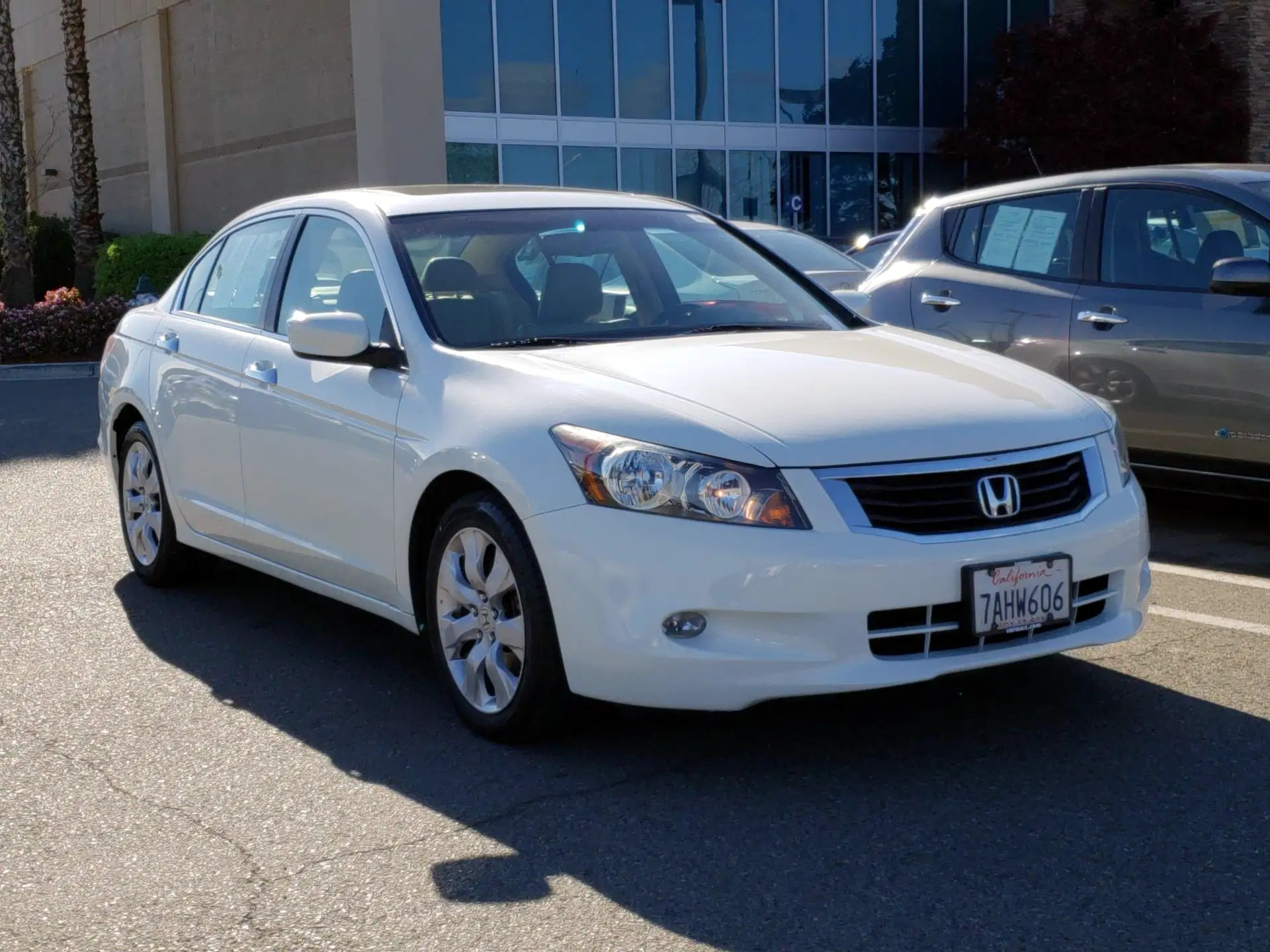 Used Honda Accord sedans EX-L with CD Audio for Sale