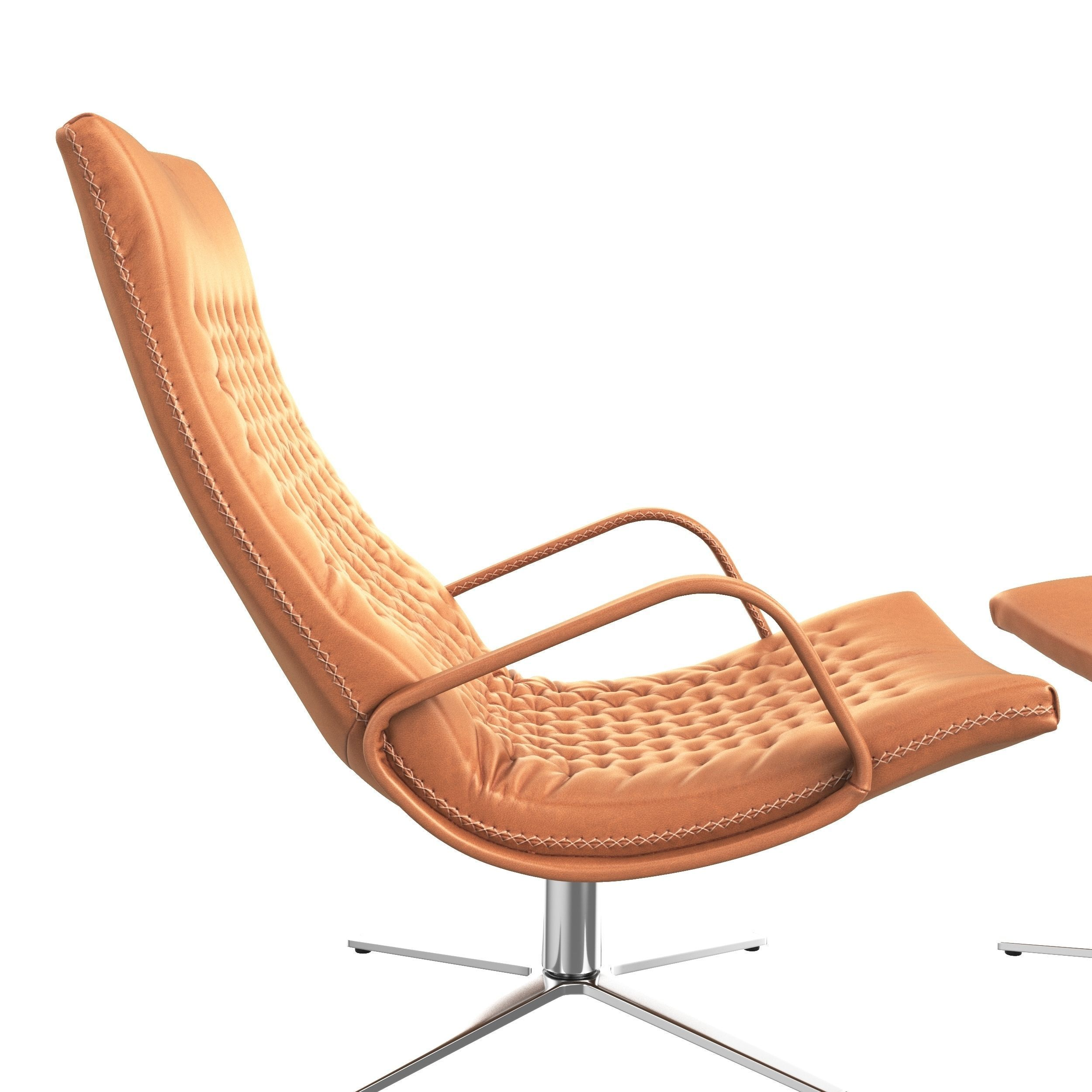 De Sede Sessel Ds 51 De Sede Ds 51 Chair 3d Model