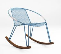 Tait Volley Dining Lounge Bar Stool Rocker chairs 3D model ...