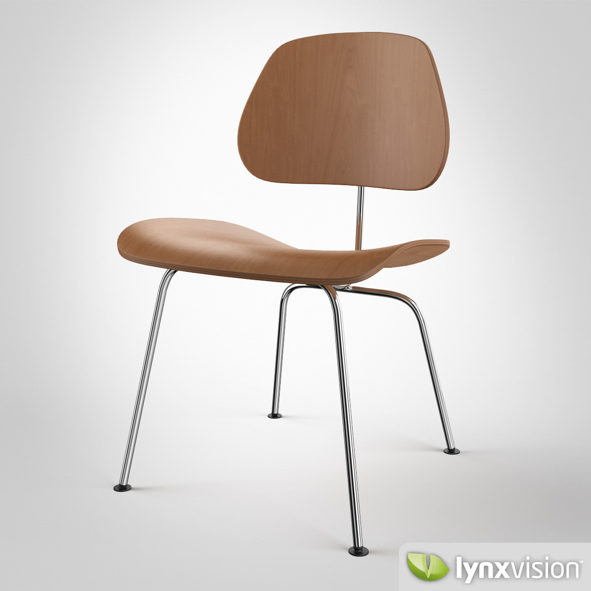 Charles & Ray Eames Sessel Dcm Chair By Charles Ray Eames 3d Model
