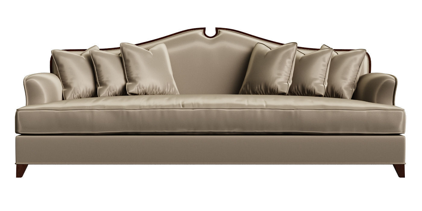 Sofa 60er Christopher Guy Arch Sofa 60 0472 3d Model