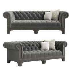 Small Crop Of Mitchell Gold Sofa