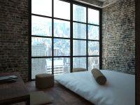 Industrial Bedroom 3D Model MAX | CGTrader.com