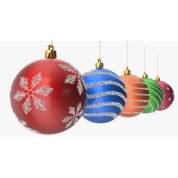 Small Crop Of Photo Christmas Ornaments
