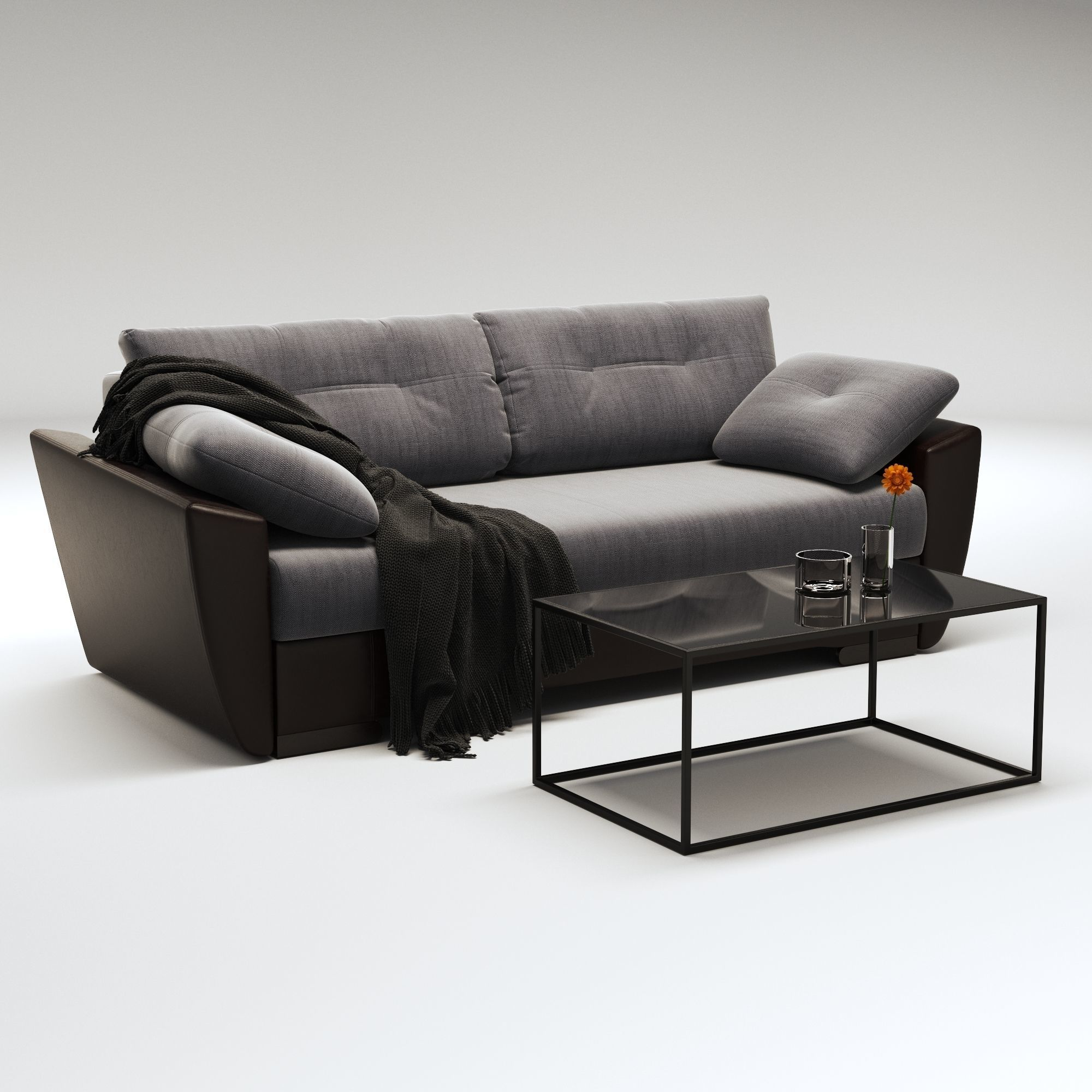 Sofa Beds Amsterdam Sofa Amsterdam 3d Model