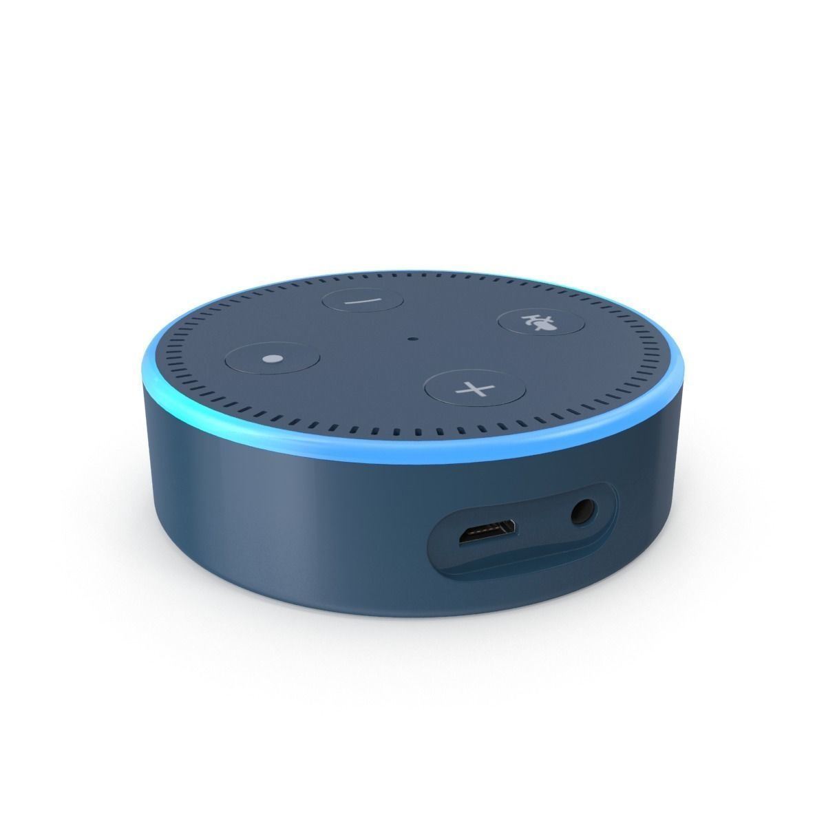 Alexa Dot Amazon Echo Dot 3d Model 3d Model
