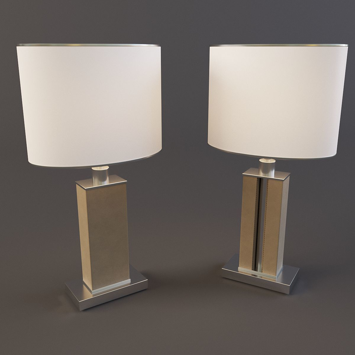 Floor Table Lamps Arizzi 2017 Floor Table Bedside Lamps 2096 Types 3d Model