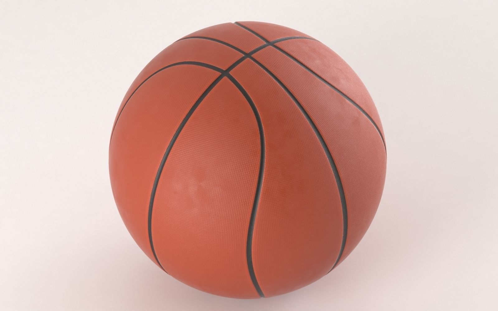 Basketball Ball Basketball Ball 3d Model