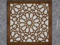 Arabesque art 3D Model 3D printable STL DWG | CGTrader.com
