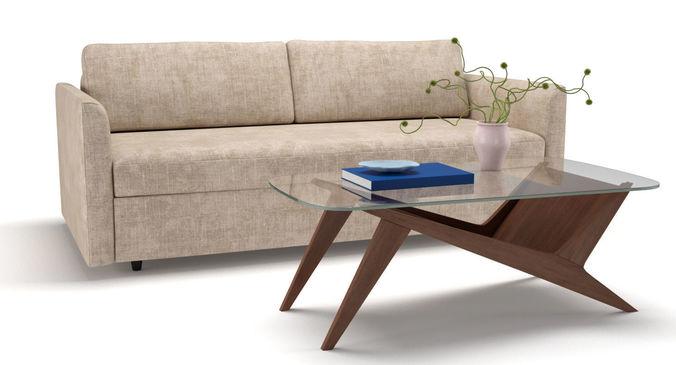 Futon Coffee Table