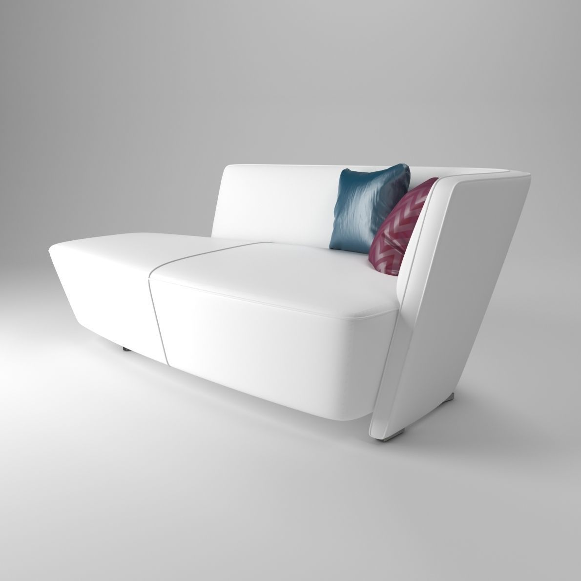 Recamiere Design Recamiere Drift From Walter Knoll Design By Eoos 3d Model