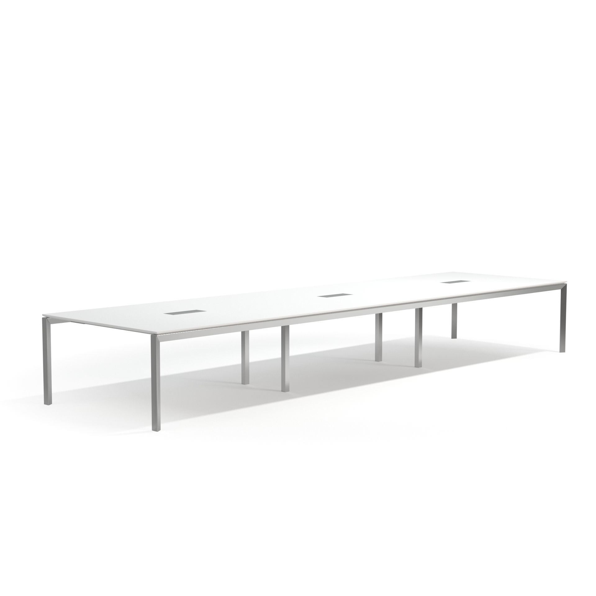 Knoll Table Knoll Conference Table 3d Model
