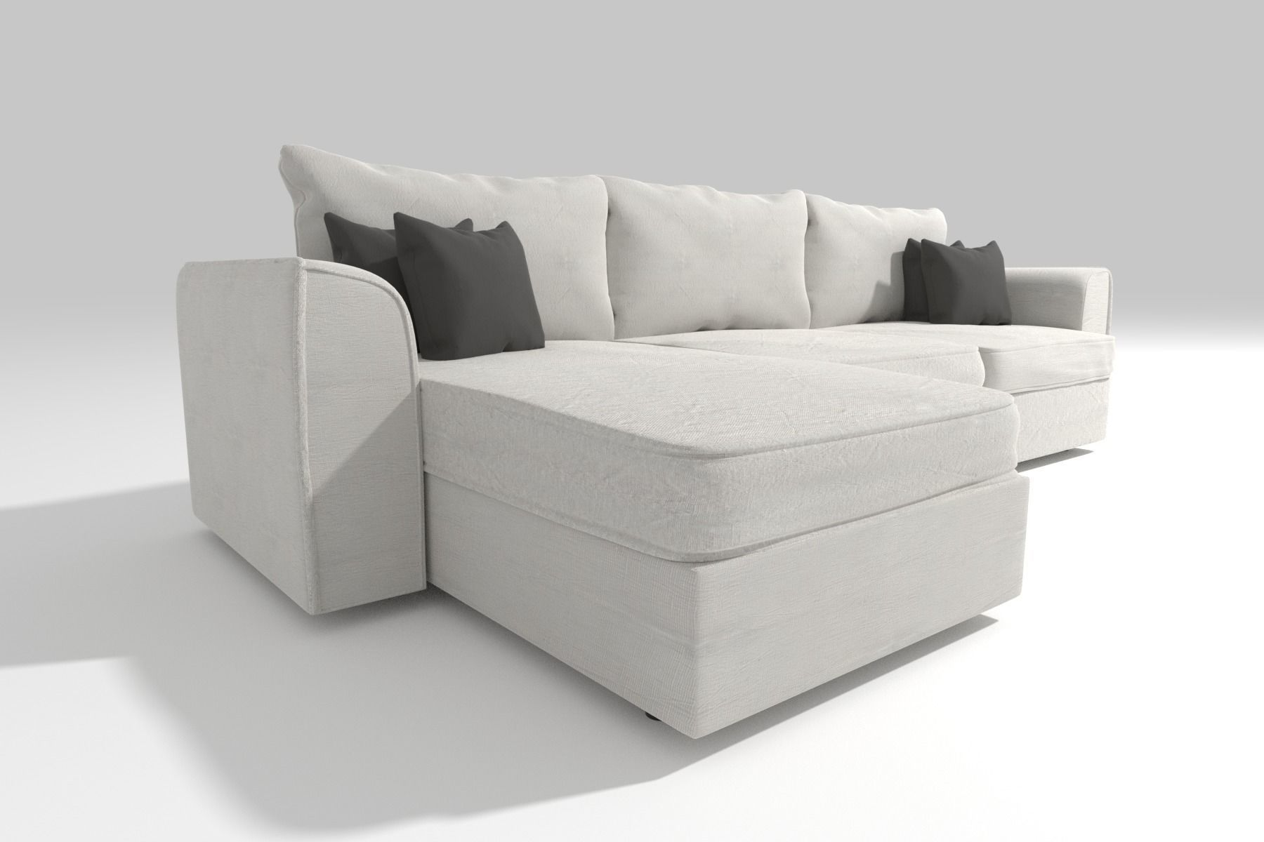 Sofa L Images L Shaped Sofa 4k Pbr Textures 3d Model