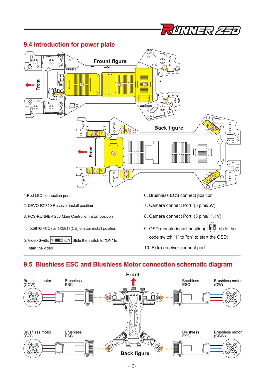 dji phantom fpv wiring diagram