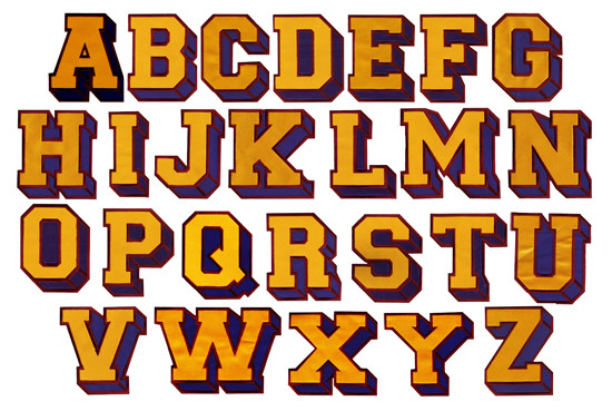 Sport Block by Grand Slam Designs Home Format Fonts on