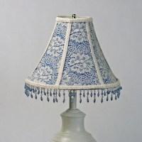 Floral Lamp Shades: Lace Lamp Shadeblue Lamp ...