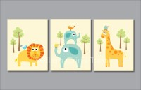 Kids Room Decoration Zoo | Interior Decorating