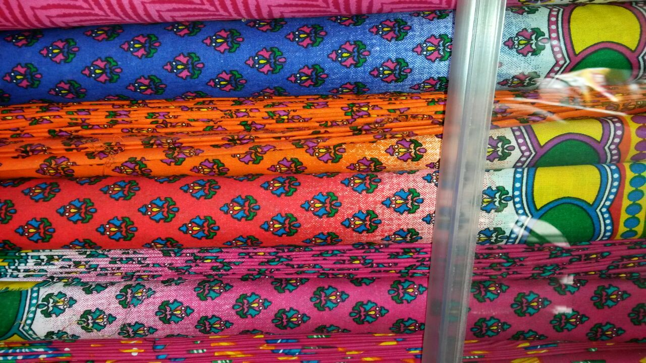 China Fabric Suppliers In Delhi Border Print Fabric Manufacturer In New Delhi Delhi India By
