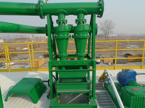Buy Drilling Fluids Solids Control Desander from Tr Solid Control