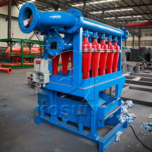 Buy Solids Control Equipment Desilter from Kosun, xi\u0027an, China ID