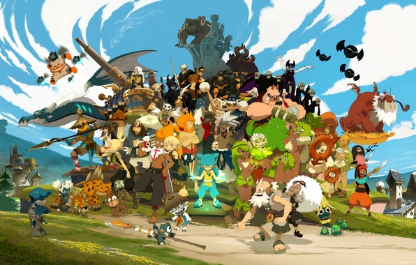 Aviation Wallpaper Iphone X Wallpaper Anime Anime Wakfu Wakfu Images For Desktop