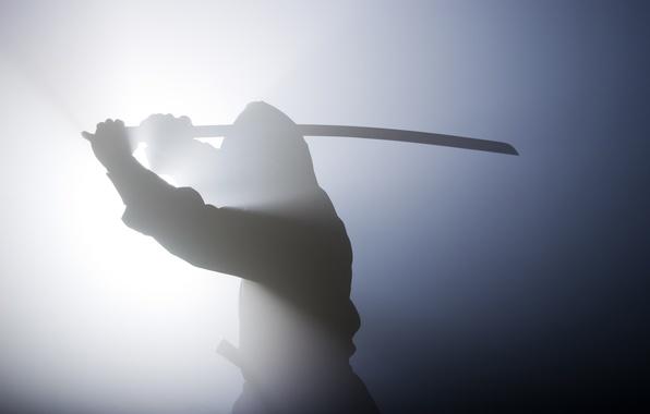 Samurai Wallpaper Iphone 6 Wallpaper The Situation Spirit Sword Katana Blur
