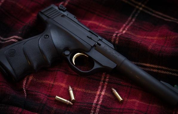 Browning Buckmark Iphone Wallpaper Обои пистолет оружие Браунинг полуавтоматический Бак