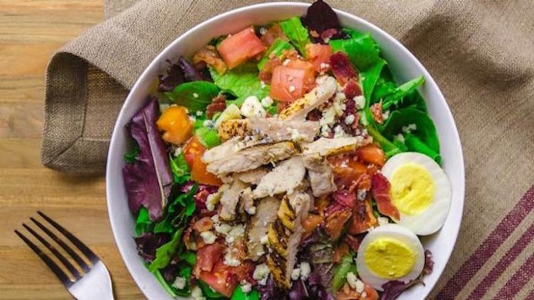 Fast food salads that are extremely unhealthy
