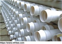 Pvc Water Supply Pipe - Mfrbee.com