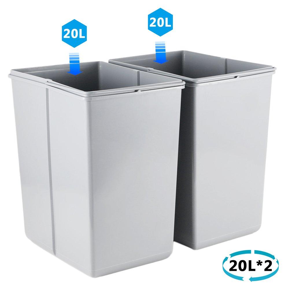 Müllsammler Küche