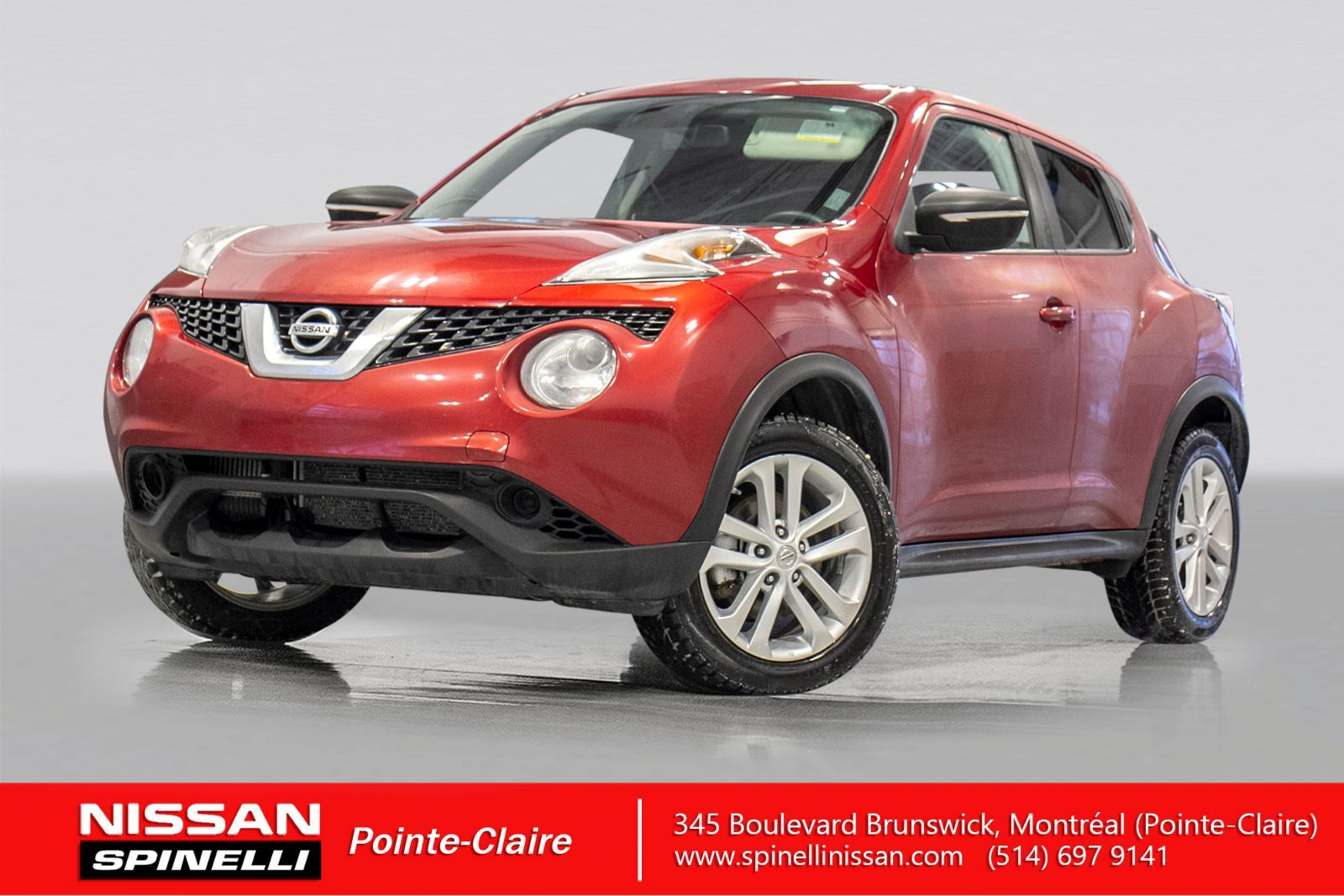 Best Nissan Juke Lease Deals Used 2015 Nissan Juke Sv For Sale In Montreal P7679